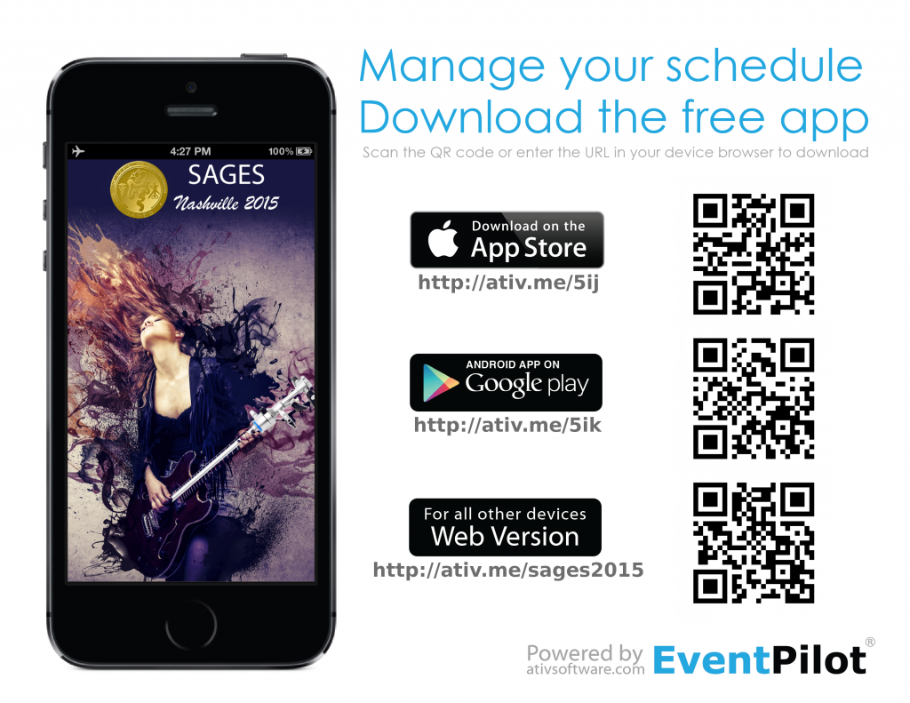 SAGES 2015 Meeting App
